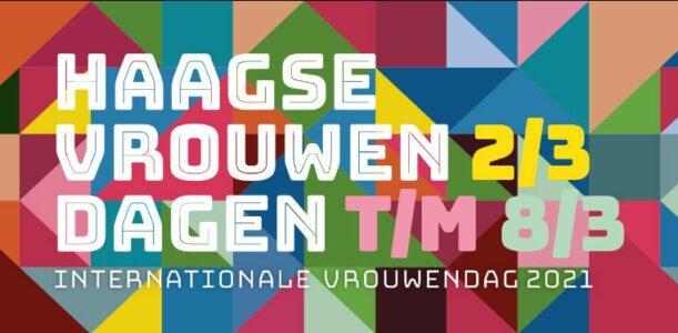 Meld je aan voor de Haagse Vrouwendagen
